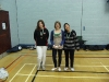 Girls U18 Foil 2009-10