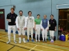 Novice Foil Winners 2012