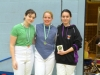 Novice Womens Foil Winners 2012
