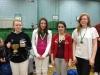 Southern U16 Girls 2013 Medal Winners