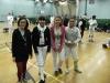 Girls U16 Foil 2009-10