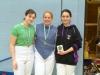 Novice Womens Foil Winners 2012
